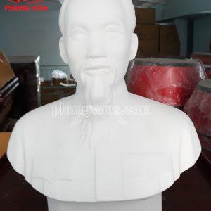 Tượng Bác Hồ Thạch Cao 70cm