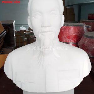 Tượng Bác Hồ Thạch Cao 60cm
