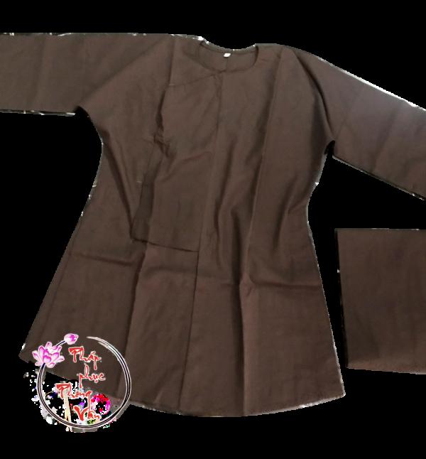Quần áo đi chùa vạc hò