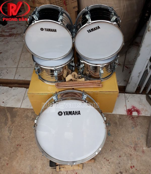 Bộ Trống Nghi Thức Đội Inox Yamaha