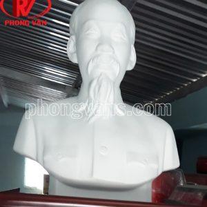 Tượng Bác Hồ Thạch Cao 45cm