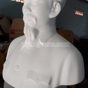 Tượng Bác Hồ Thạch Cao 35cm
