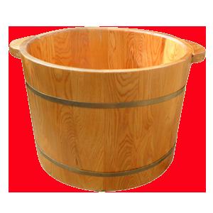Thùng gỗ & Chậu gỗ