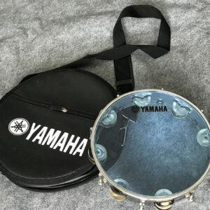 Trống lục lạc yamaha xanh trong