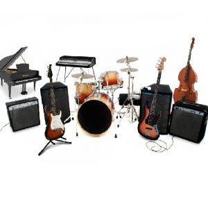 Nhạc cụ hiện đại