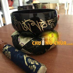 CHUÔNG TỤNG KINH NEPAL 4 INCH