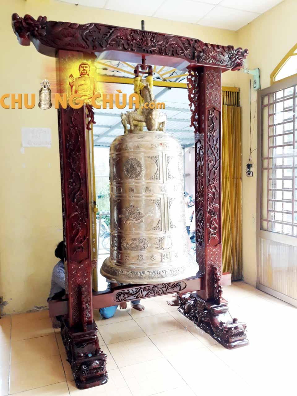 đại hồng chung nặng 500kg