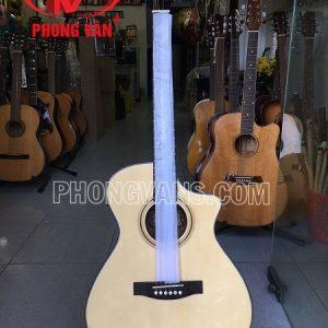 Đàn guitar dây sắt Samick SD -60 có EQ