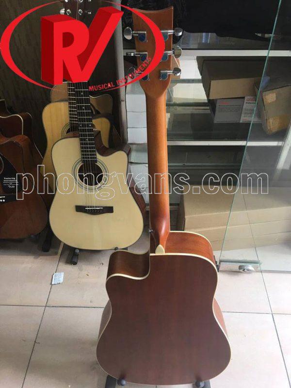 Đàn ghita Epiphone khuyết gắn Eq