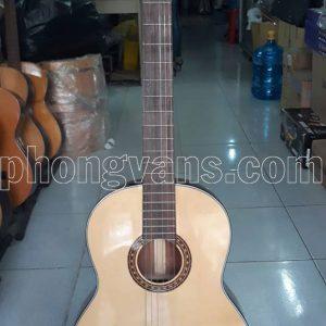 Đàn guitar gỗ hồng đào dây nylon classic HDD100