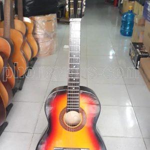 Đàn guitar gỗ ván ép cho sinh viên