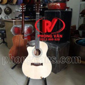 Đàn guitar tay trái gỗ hồng đào
