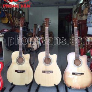 Đàn guitar thùng gỗ hồng đào Hdj150