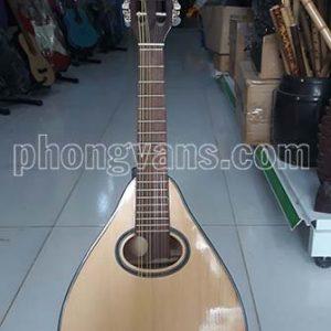 Đàn mandolin gỗ ép mặt thông