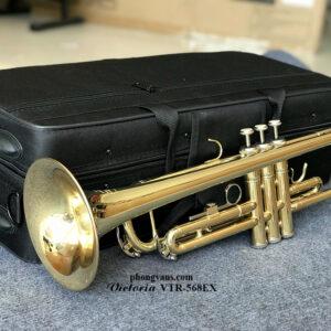 Kèn trumpet Victoria màu vàng