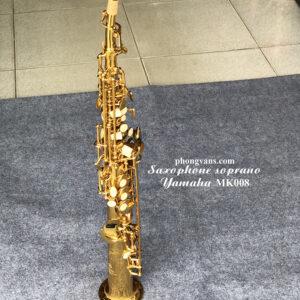 Kèn saxophone soprano yamaha