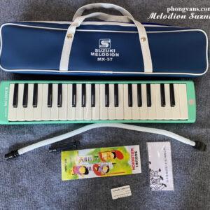 Kèn thổi Melodion Pianica Suzuki 37 phím