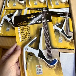 Capo kẹp đàn guitar Alice A007A