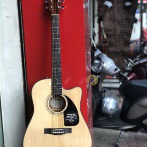 Đàn guitar Fender CD60CEQ