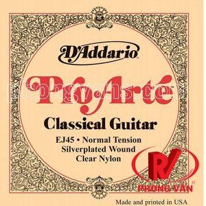 Bộ dây đàn D'Addario Pro-Arte EJ45