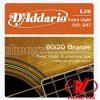 Bộ dây đàn D'addario EJ10