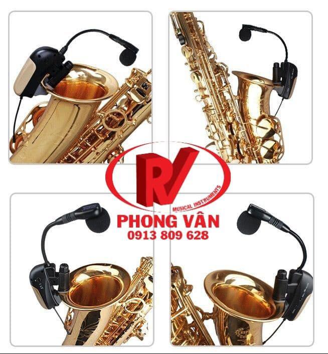 Mic saxophone không dây EX100/ST-1