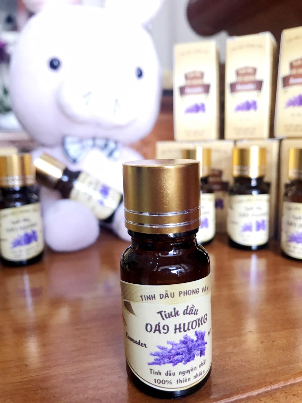 Tinh dầu oải hương lavender thiên nhiên 10 ml