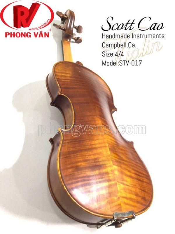 Đàn violin scottcao 4/4 STV-017