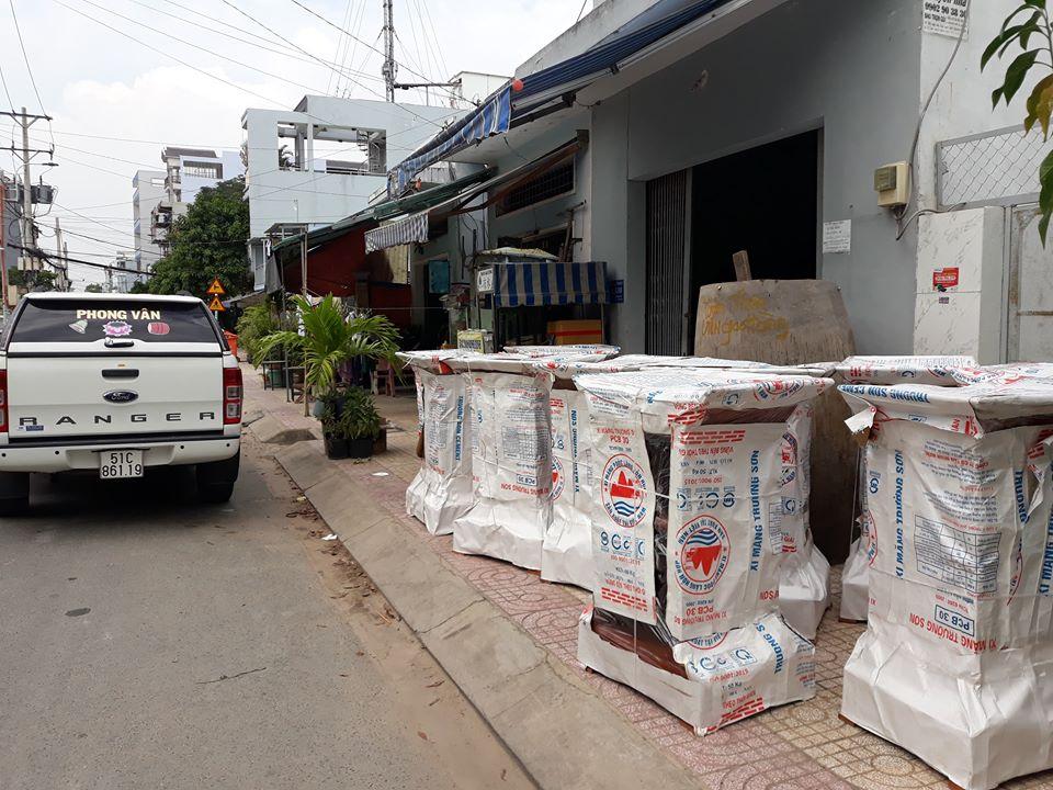Cơ sở sản xuất bục gỗ tự nhiên Phong Vân
