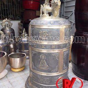 Đại hồng chung Huế nặng 250 kg
