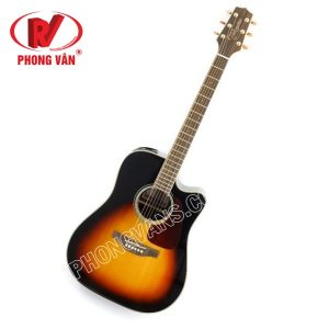 Đàn guitar Acoustic Takamine GD71CE NAT