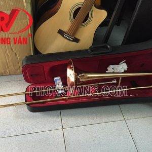 Kèn trombone Victoria 3 màu loa đỏ