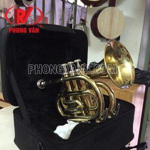 Kèn trumpet lùn Victoria vàng