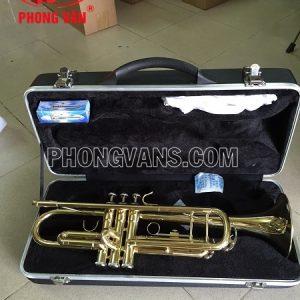 Kèn trumpet Yamaha màu vàng