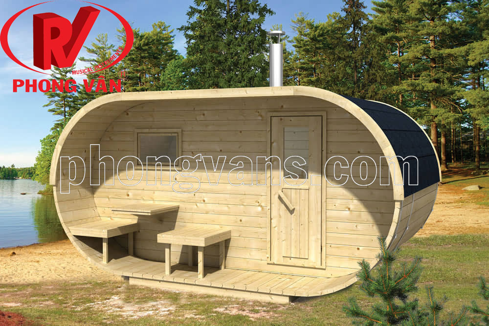 Nhà kiểu thùng gỗ
