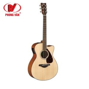 Đàn Acoustic Guitar Yamaha FSX820C Natural
