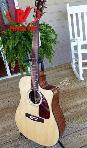 Đàn Electric Acoustic Guitar FGX800C Natural
