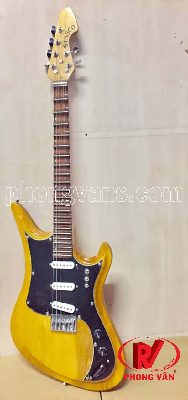 Đàn guitar điện chơi vọng cổ hãng Teisco