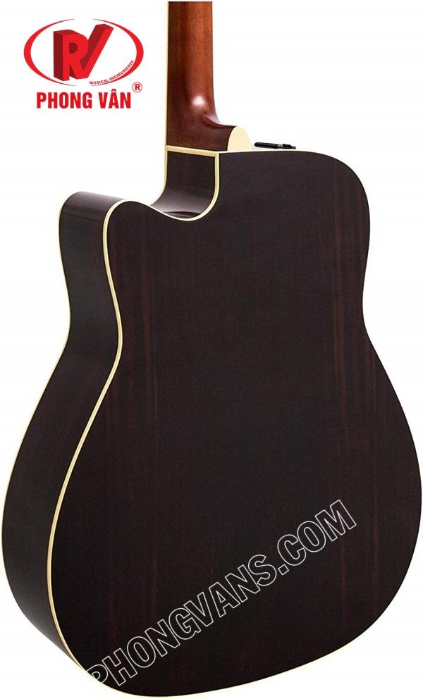 Đàn Guitar điện Yamaha FGX830C Natural