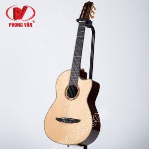 Đàn guitar Yamaha NCX1200R có hộp đựng