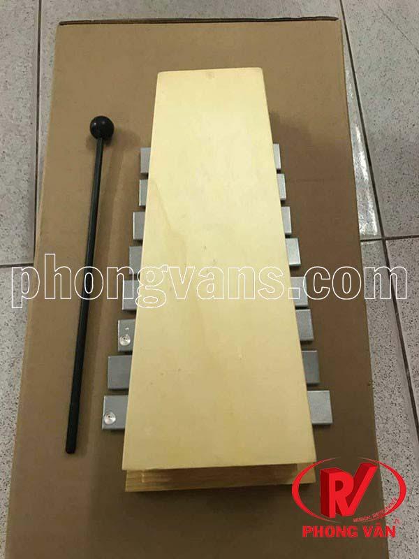 Đàn metallophone H-08 kim loại