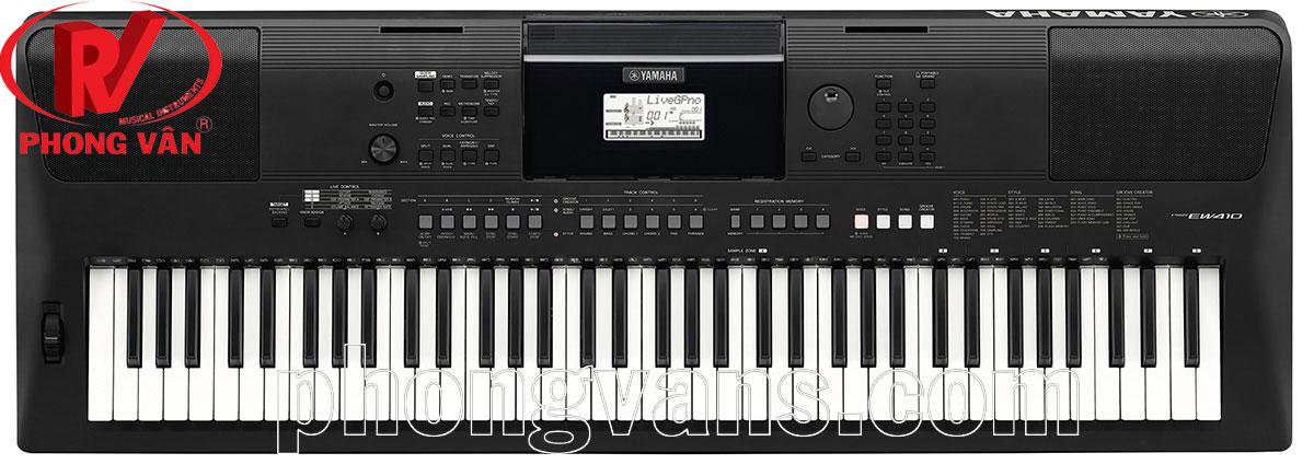 Đàn organ Yamaha PSR - EW410