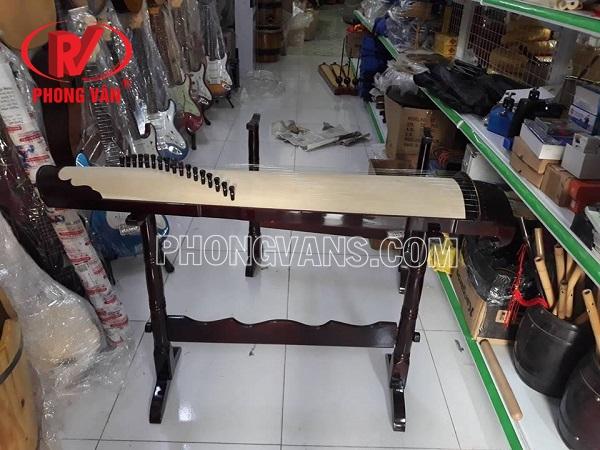 Giá chân đỡ đàn tranh bằng gỗ