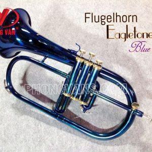 Kèn Flugelhorn Blue màu xanh