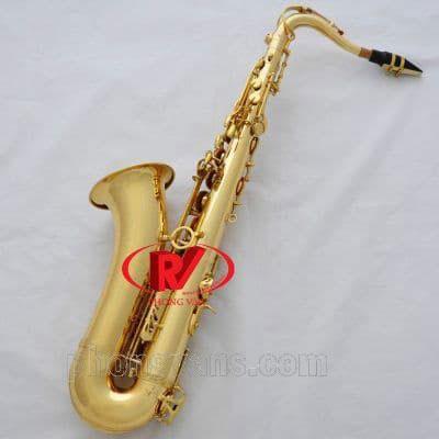 Kèn saxophone tenor Victoria màu vàng