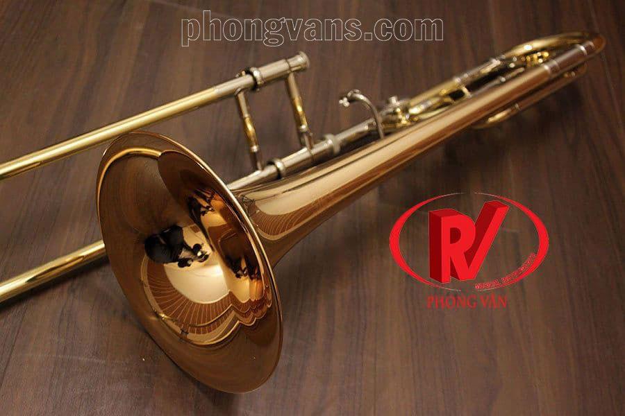 Kèn trombone phím bấm Victoria