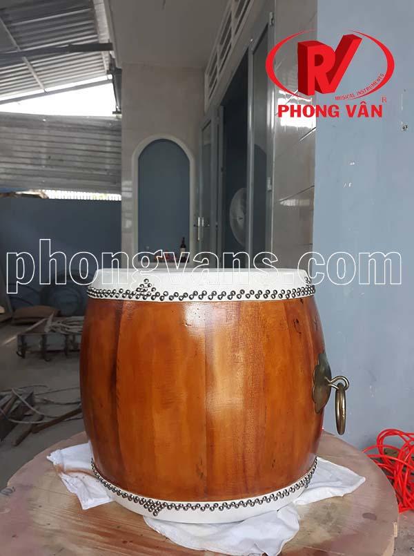 Trống Kungfu tụng kinh 36cm