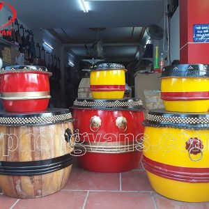 Cửa hàng bán trống lân Phong Vân uy tín