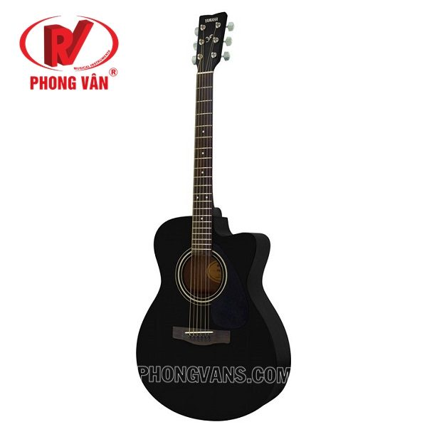 Đàn Folk Guitar FS100C Natural&Black