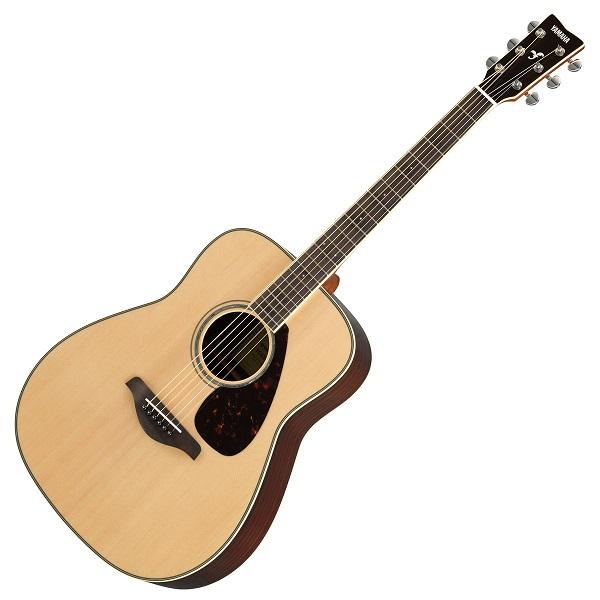 Đàn Guitar Yamaha FG830 Natural